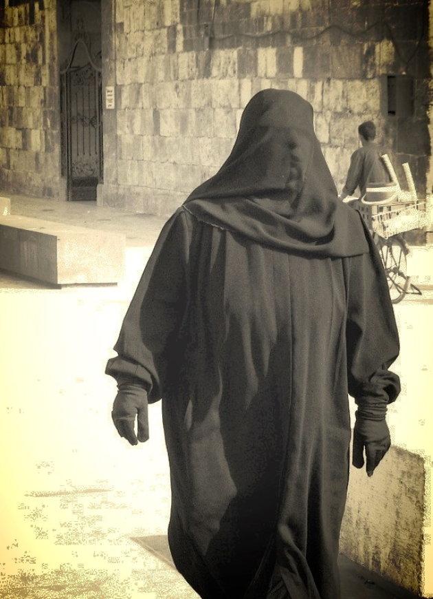 syrische vrouw