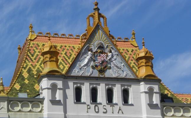 Postkantoor Pecs