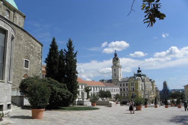Centrum Pecs