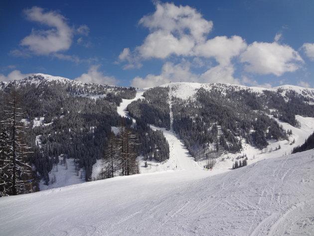 Flachau skigebied