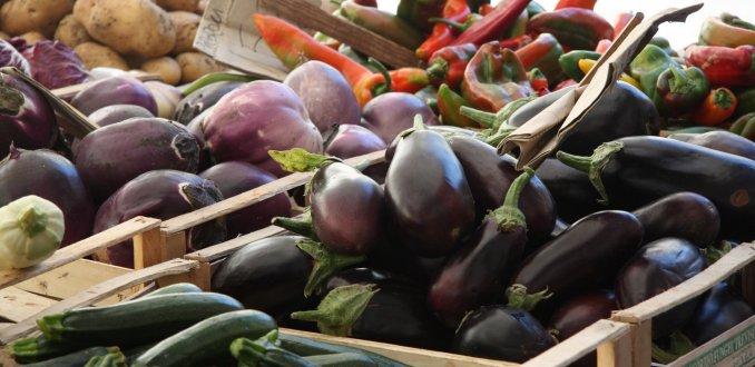 Op de markt in Siracusa