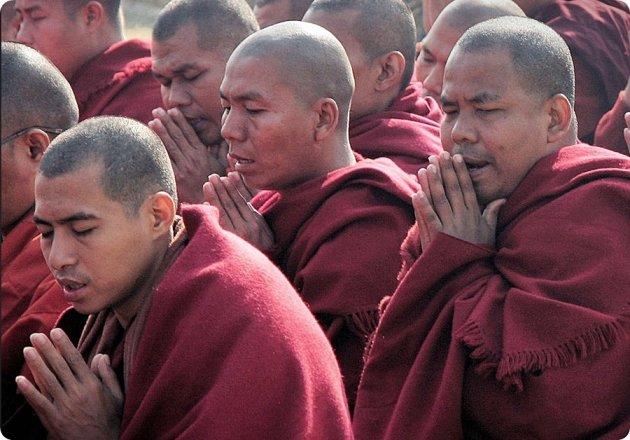 Lumbini meditatie