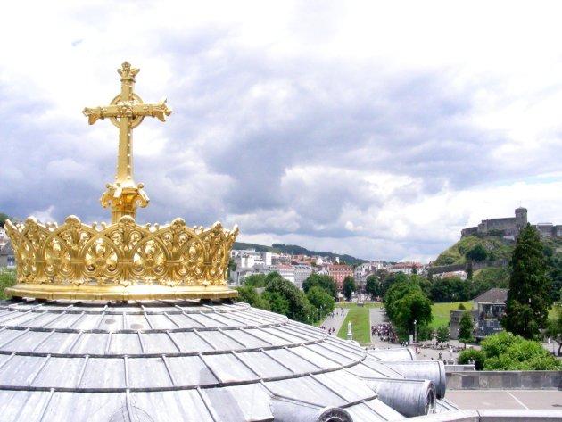 Koepel Bernadettekerk