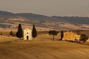 Toscaans kapelletje