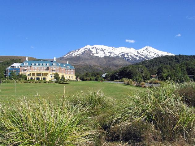 Whakapapa Village ideale uitvalsbasis om Tongariro National Park te bezoeken