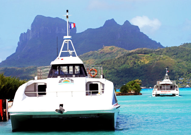 Welkom in Bora Bora
