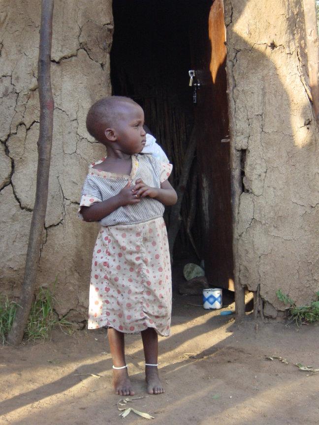 masaai meisje