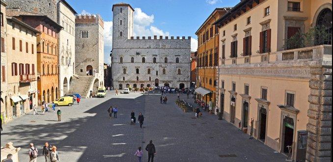 Piazza Vittorio Emanuele II: een pareltje