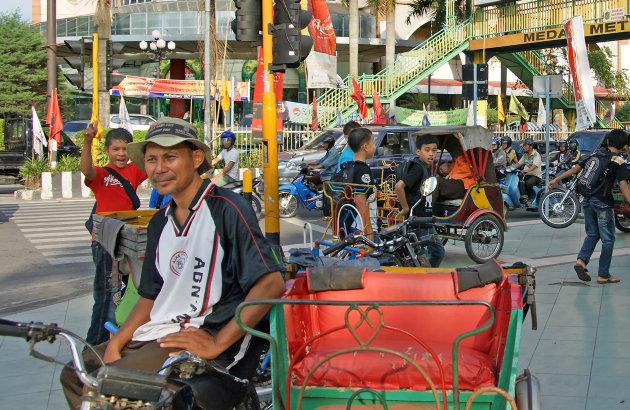 Vervoer in Medan