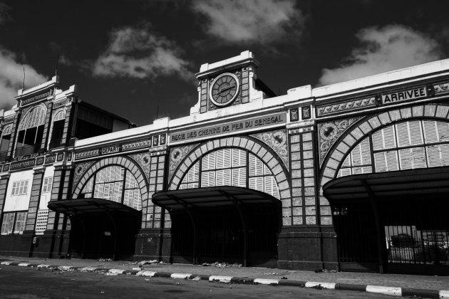 oud station Dakar