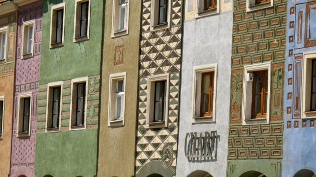 Kleurrijk Poznan