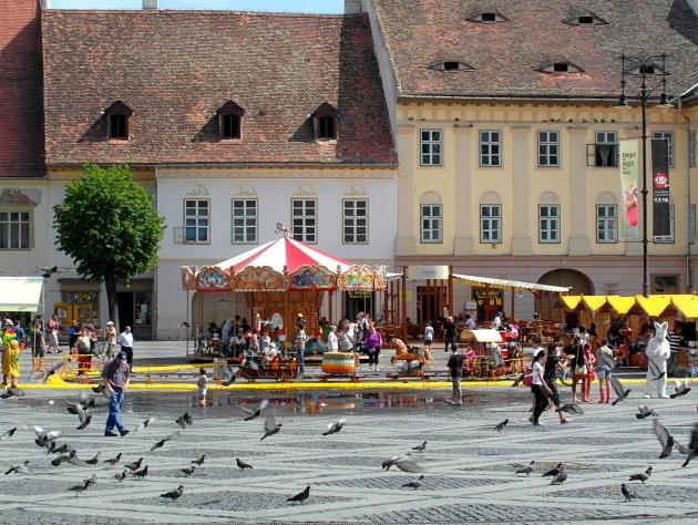 paasmarkt Sibiu