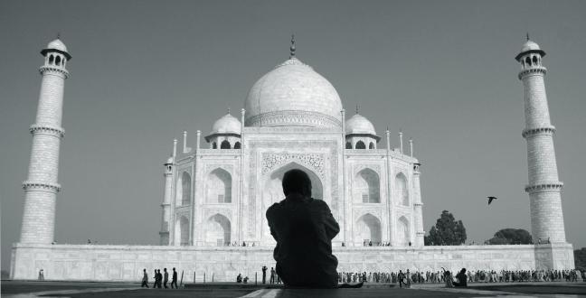 Denkend aan India...