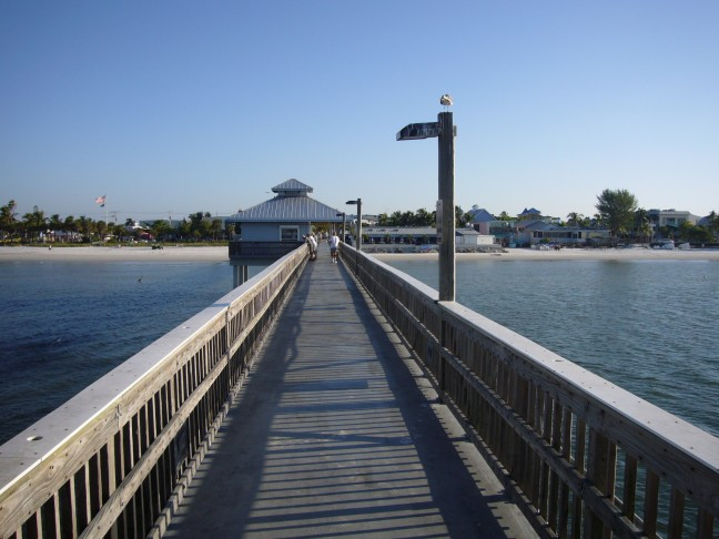 Pier in Fort-Myers