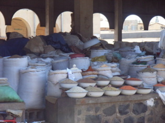 Specerijen en kruiden uit Eritrea