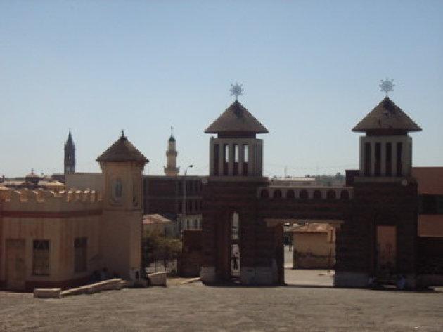 Religies in Asmara