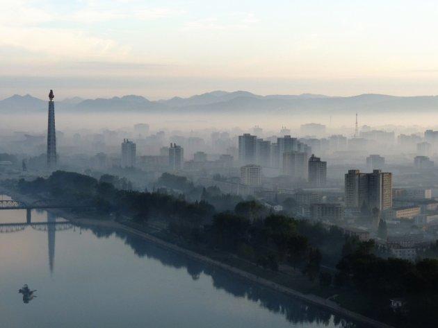 Pyongyang komt tot leven