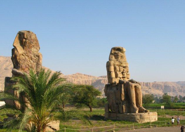 Kollossen van Memnon