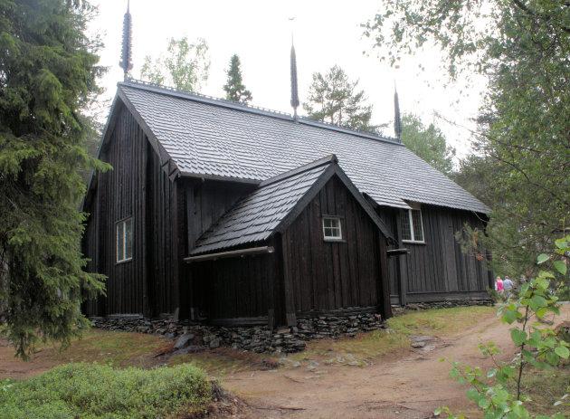 oudste kerkje