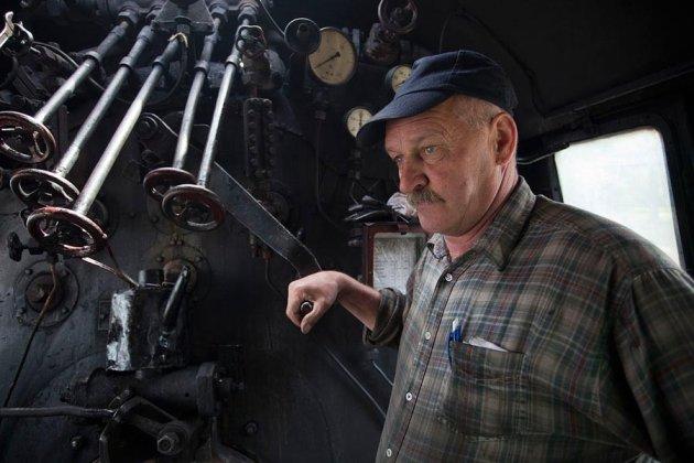 Steam Engine Driver