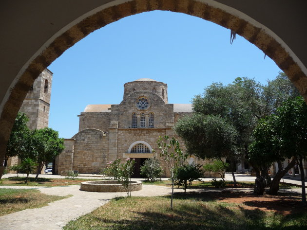Barrabas klooster op Cyprus