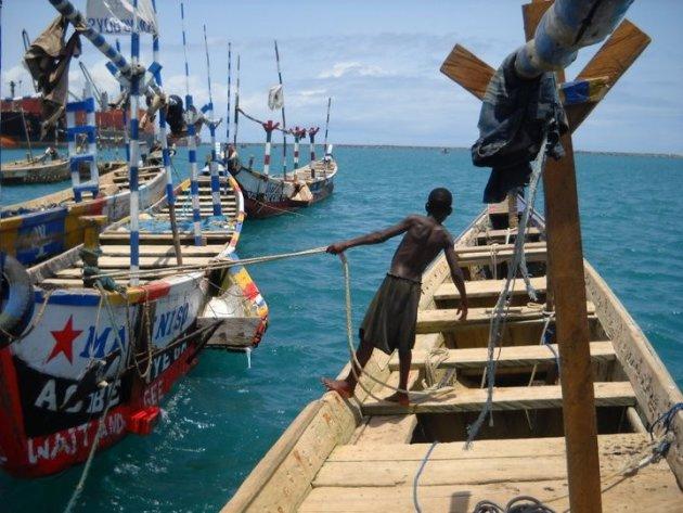 Port du poisson