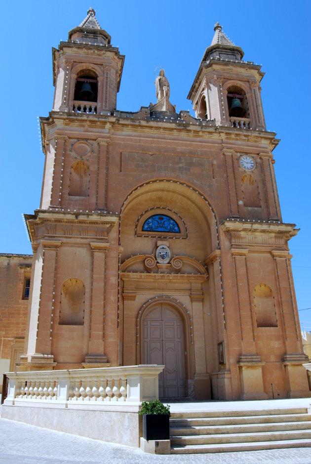 Maltees kerkje