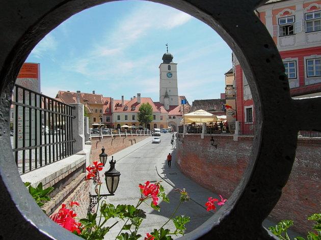 doorkijkje Sibiu