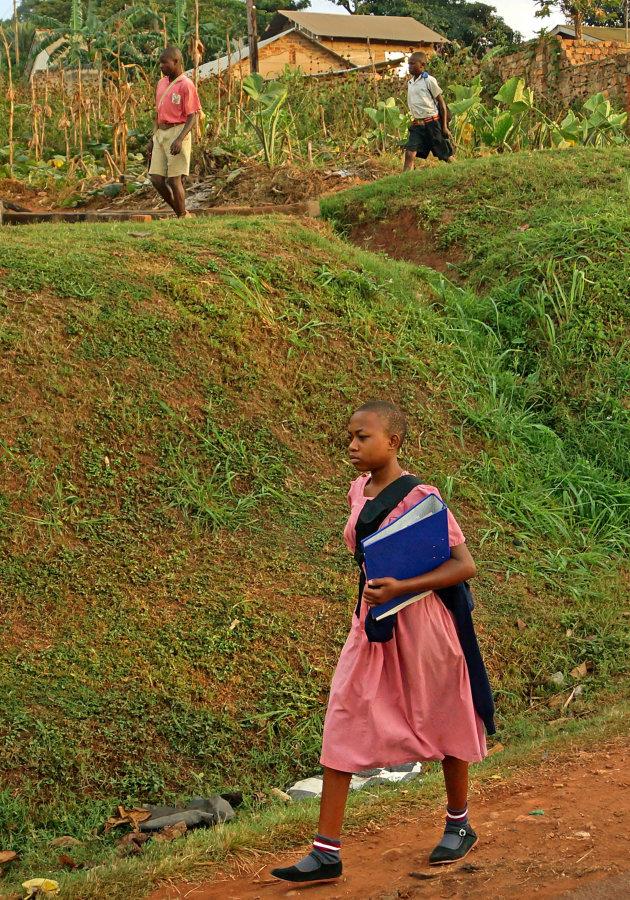 Oh Uganda, Land van Schoonheid