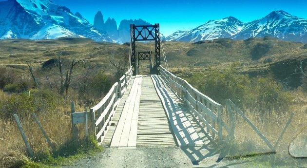 Centimeterwerk in Torres del Paine