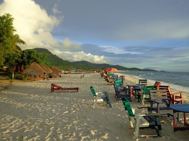 West Afrika BEST Beach