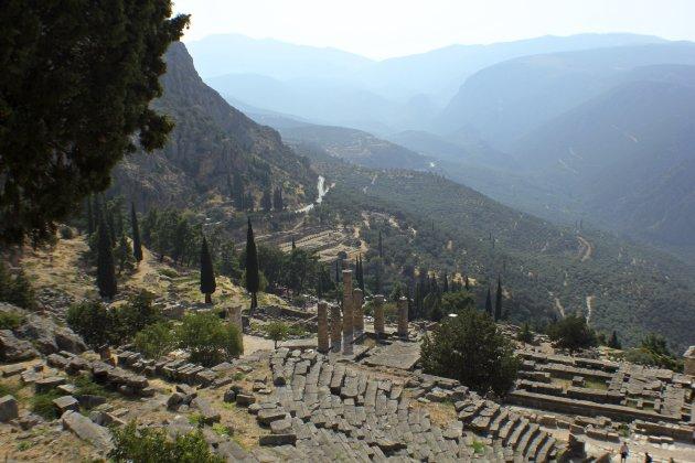 Mystiek Delphi