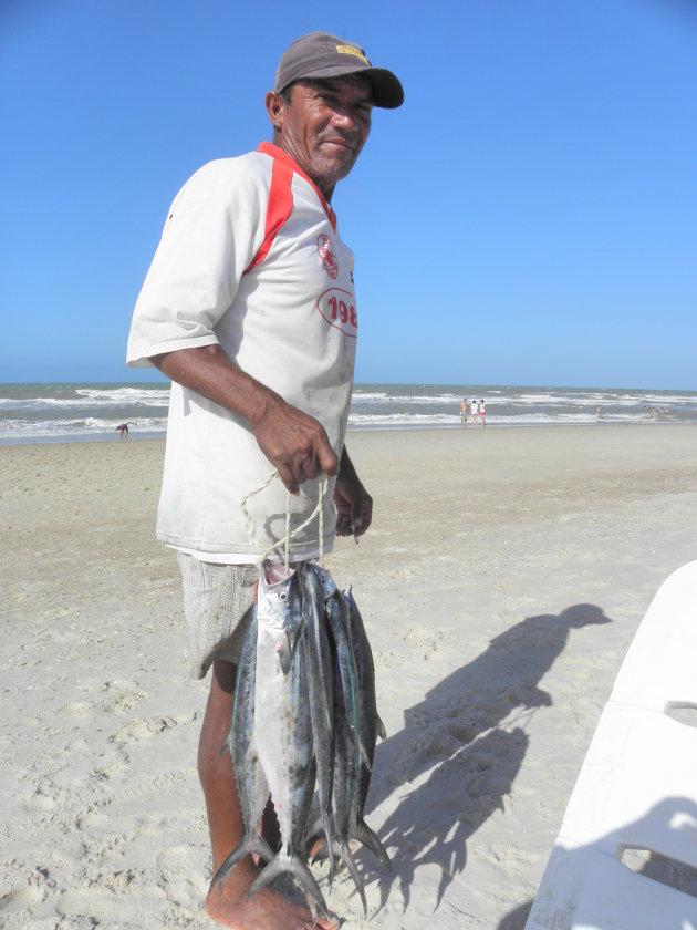 Goede vangst