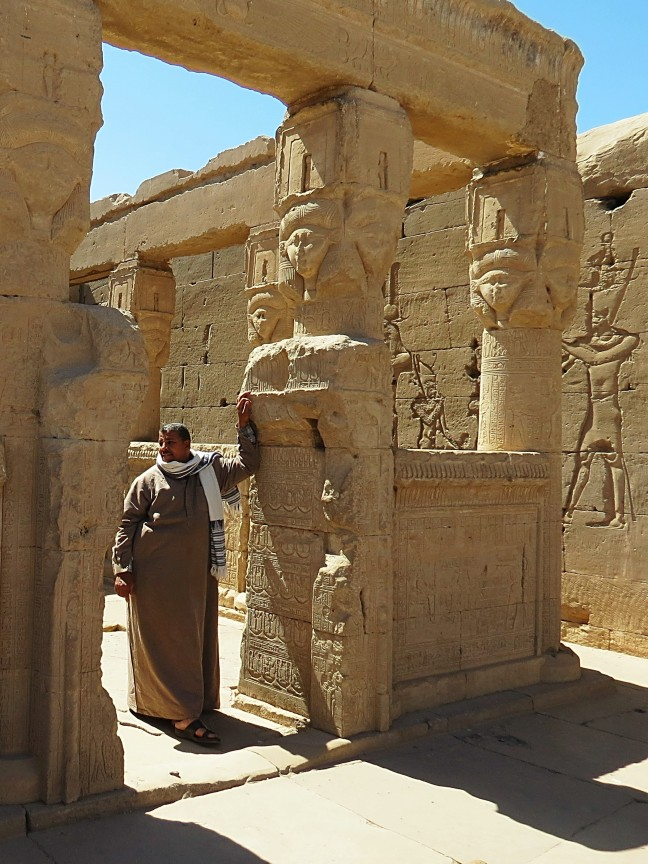 Tempel van Dendera