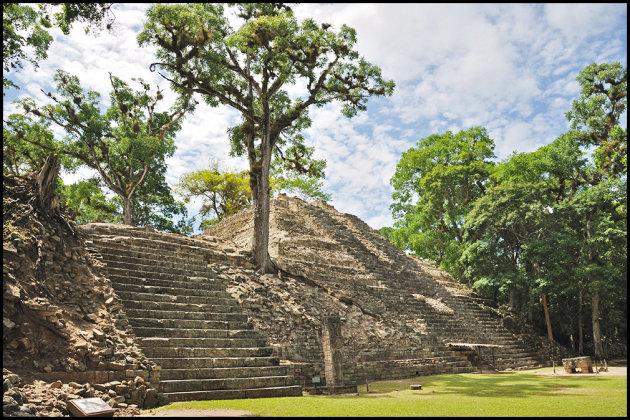 Ruines van Copán