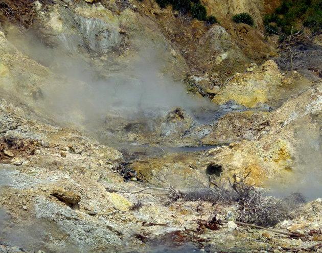 Drive-in-vulkaan