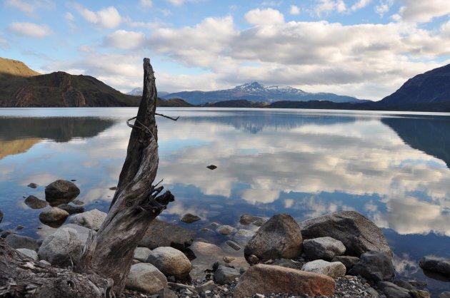 Landschap Torres del Paine
