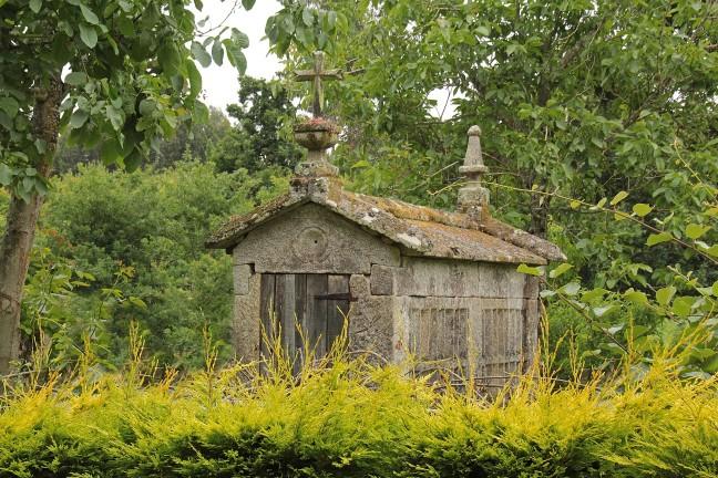 horreo in Galicië