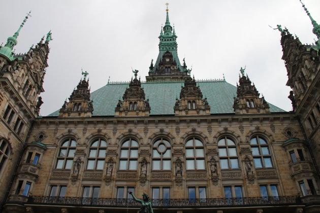 Rathaus Hamburg!
