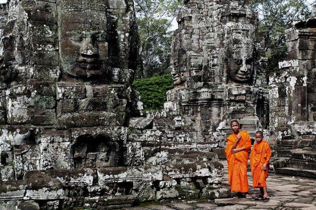 Groeten uit Angkor