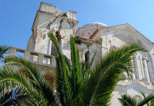 Na de aardbeving