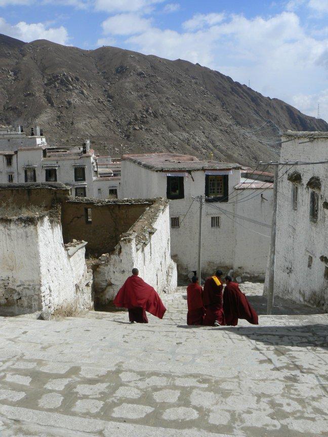 Drapung, Lhasa