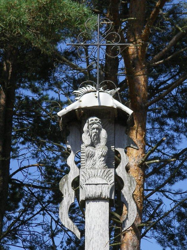 houten kruis Koerse Haf