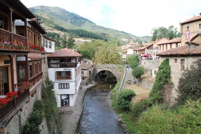 Het Spaanse dorpje Potes