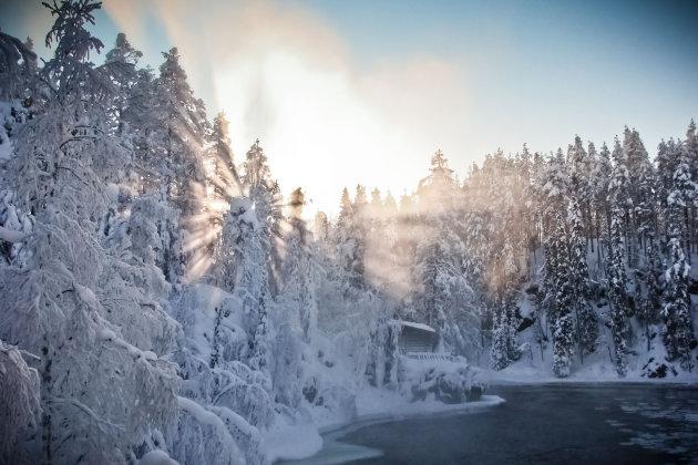 Oulanka National Park, betoverend plekje op aarde