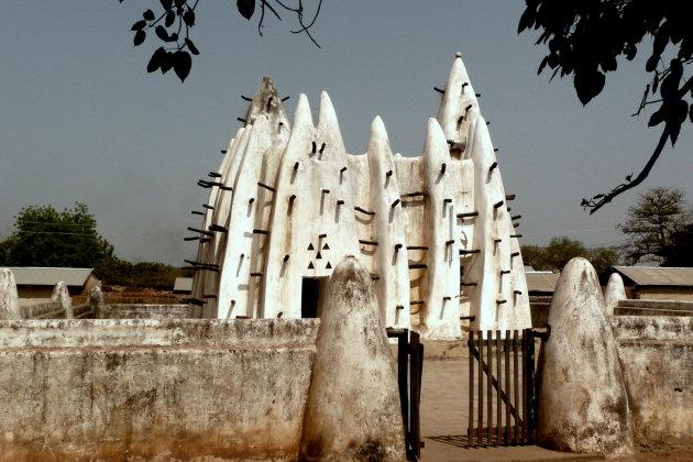 Oude lemen moskee