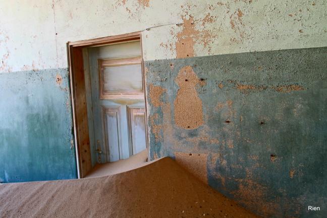 Kolmanskop!