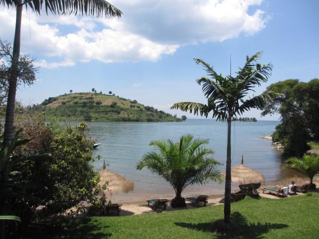 Ook dit is Rwanda - relax en geniet