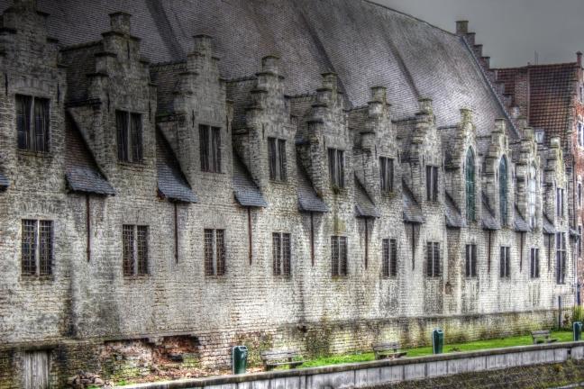 Spookachtig Gent