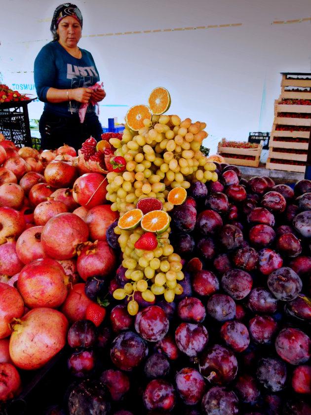 Fruit te kust en te keur